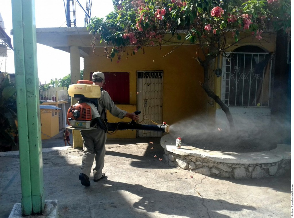 Acciones preventivas contra el zika, dengue y chikungunya