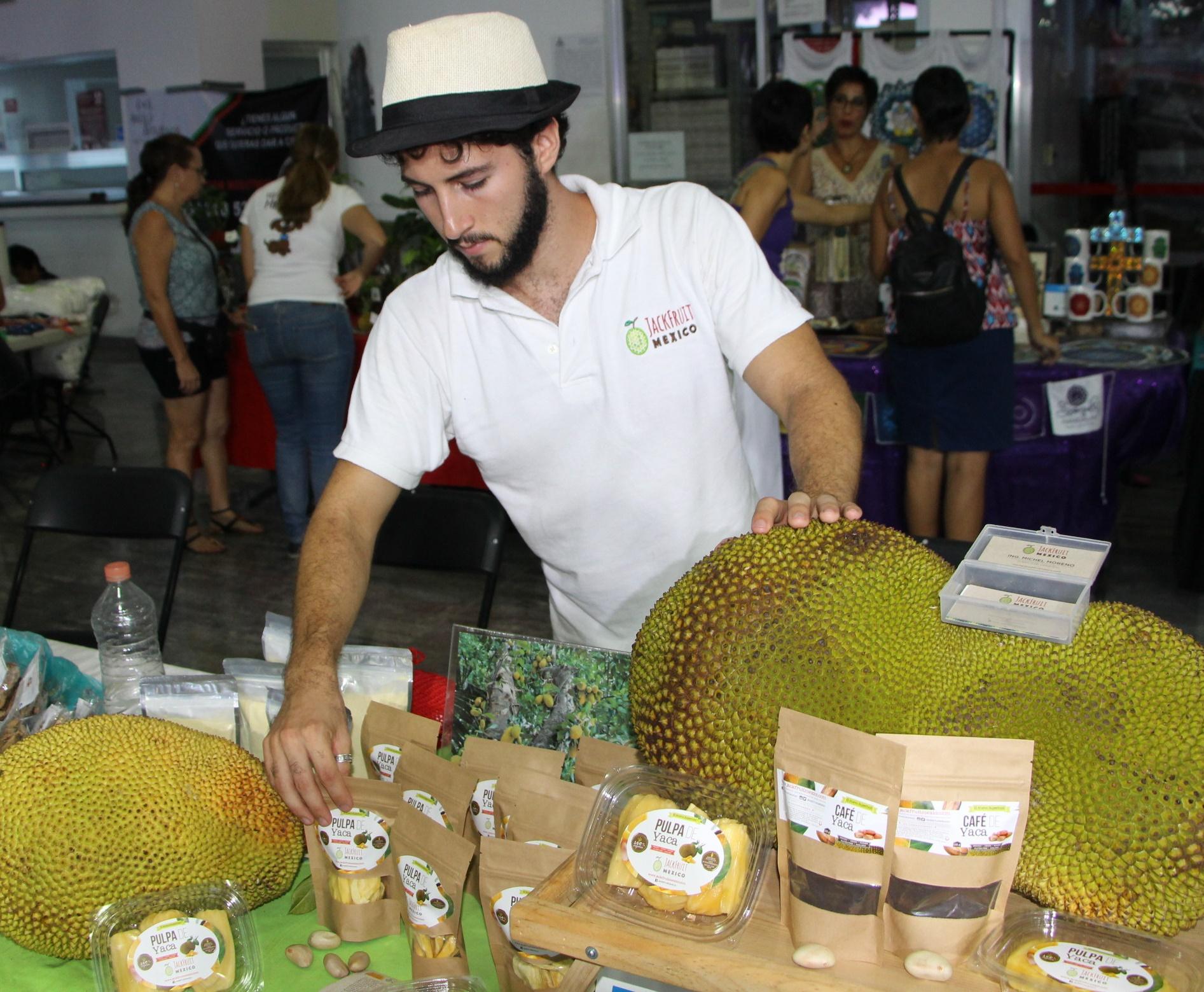 Michel Moreno, ingeniero especializado en agricultura