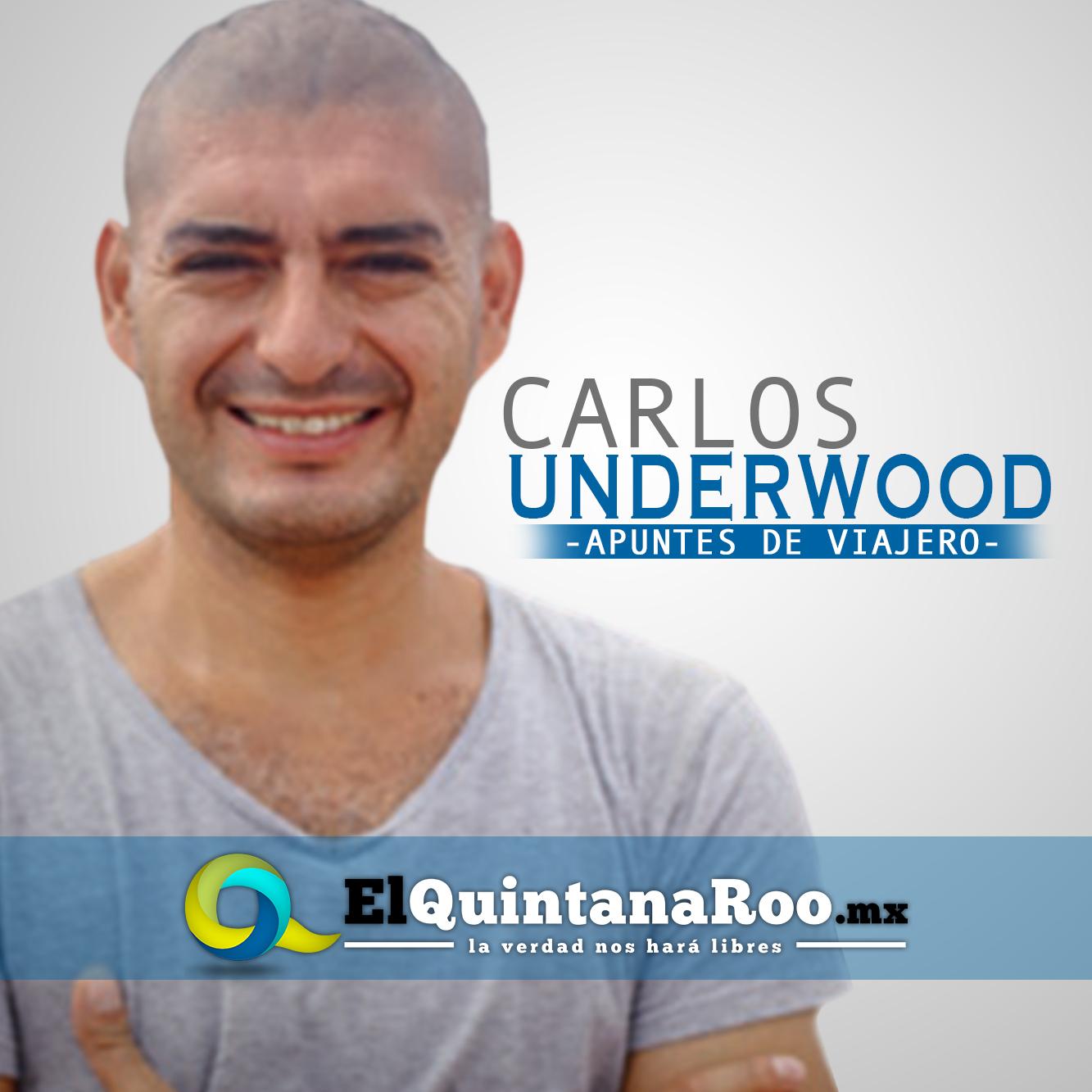 CARLOS UNDERWOOD