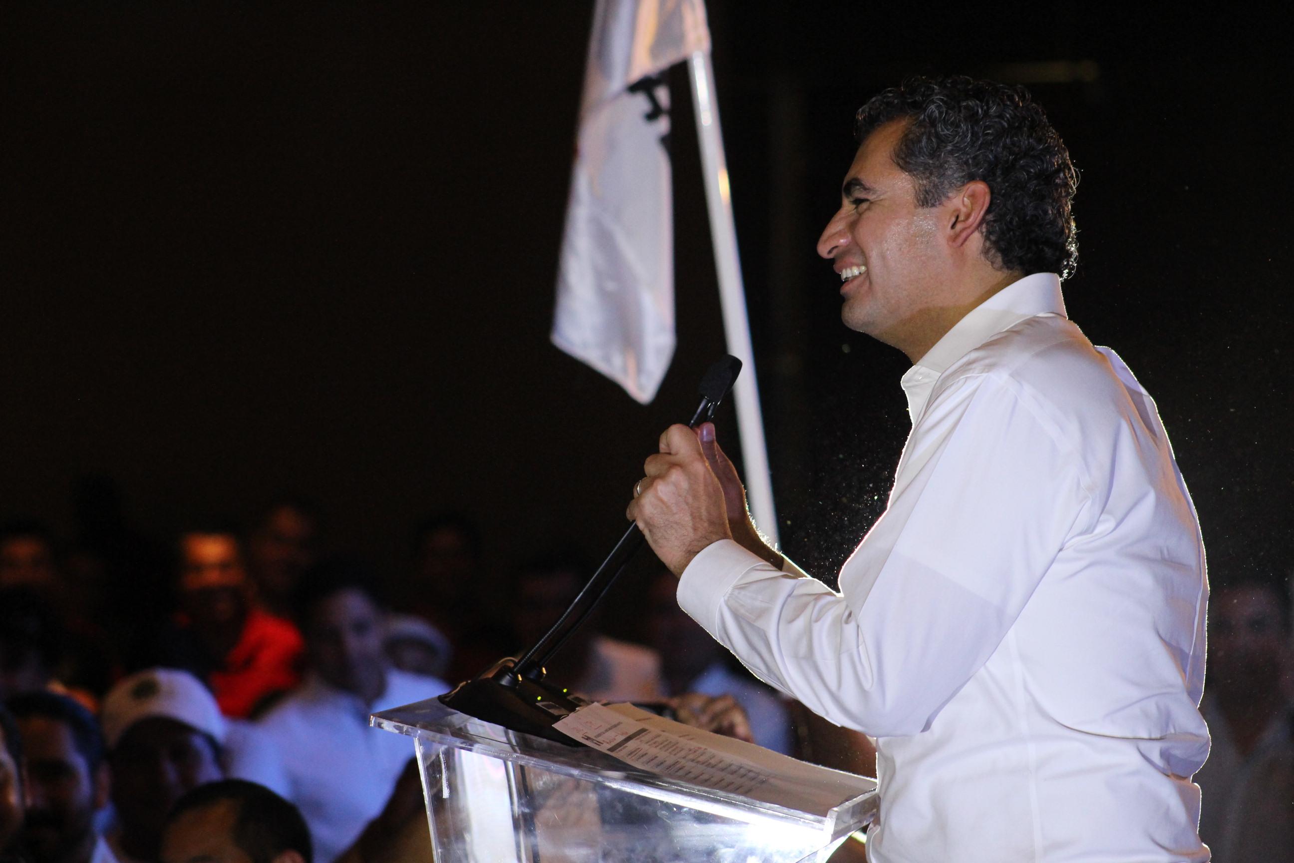 Enrique Ochoa pidió reconocer la necesidad de pluralidad en el PRI