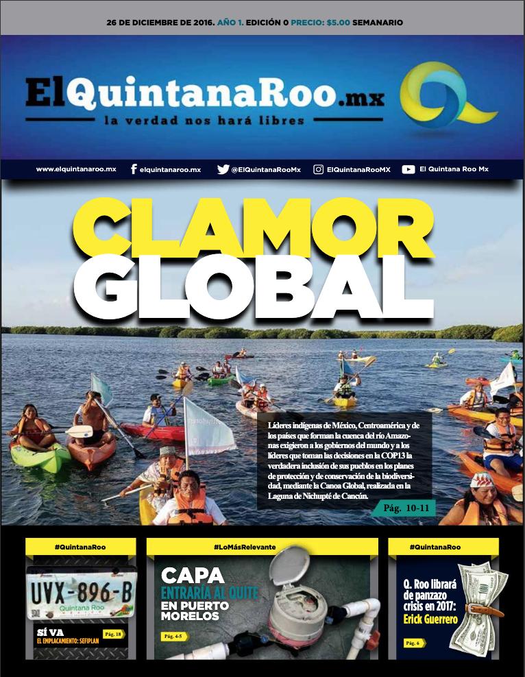 SEMANARIO EL QUINTANA ROO MX EDICION 002